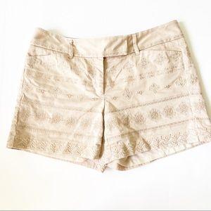 Dressy summer shorts White House Black Market